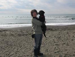 ドッグトレーナー星&愛犬ジムシー